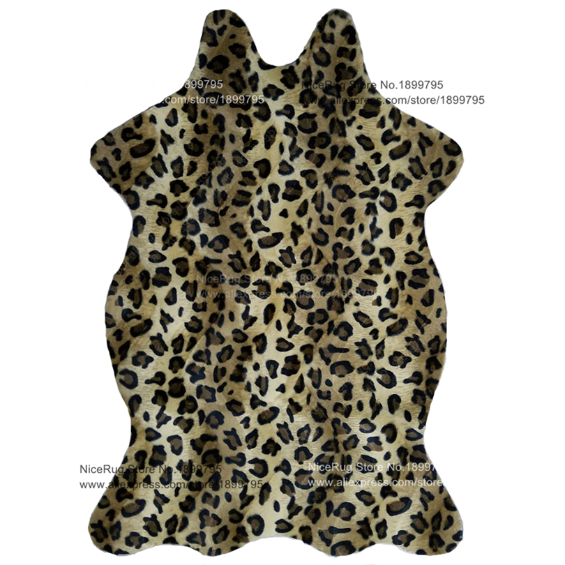 Leopard Print Rugs