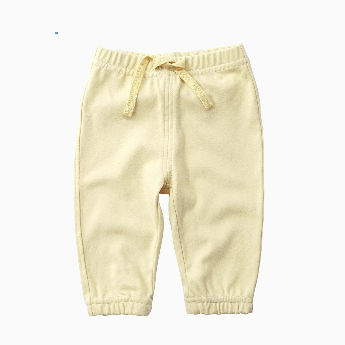 orangemom newborn -24M Cotton Pants 100% cotton baby clothes for infant girl and boy trousers