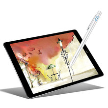Active Pen Stylus Capacitive Touch Screen For Samsung Tab A E A6 P5100 N8000 T350 t355 T530 T535 T310 T280 5 Tablet Case 1.35mm