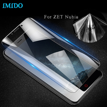 IMIDO 3D Cover TPU Screen Protector Film For Nubia Z17 Lite Z18 mini Z17s/Z11 Z17 mini S/Z11 Max V18 Film(Not Tempered Glass)