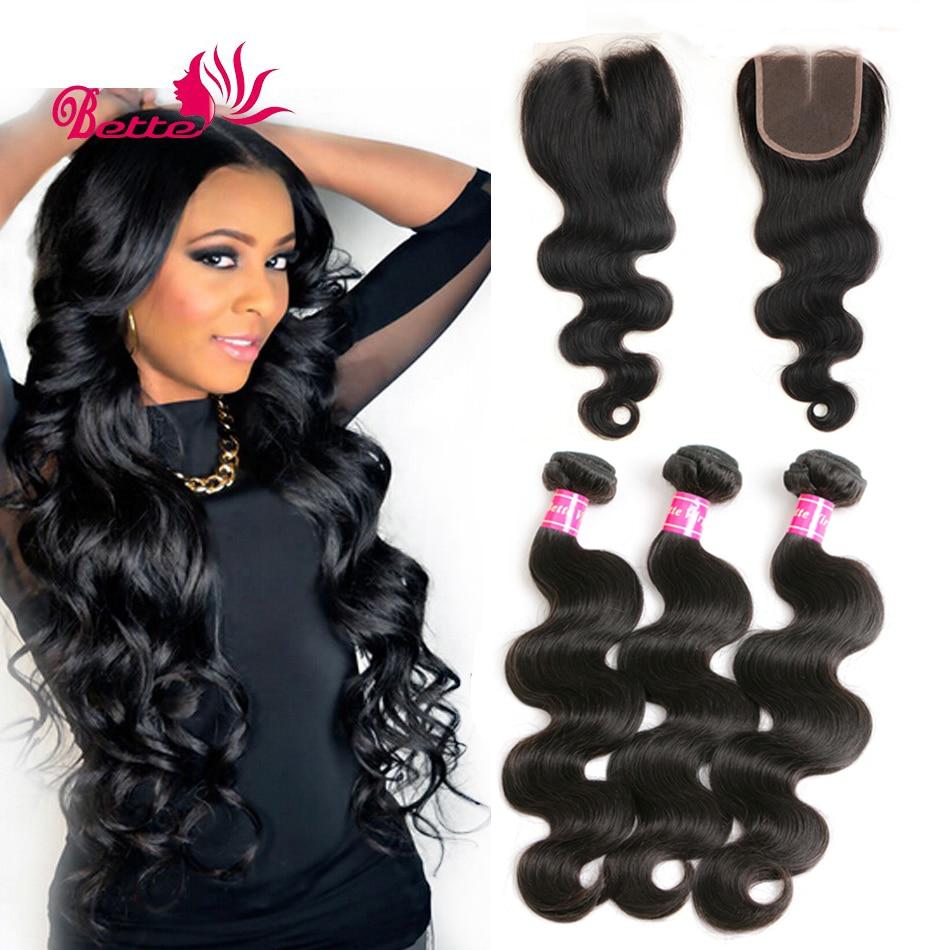 Brazilian Body Wave With Closure 7a Brazilian Body Wave Virgin Hair Weave Bundles With Closure Brazillian Hair With Closure Sale