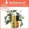 100% чистый завод эфирные масла Лимонной вербены масло 2 мл Антибактериальное Облегчения пищеварения Мягкой кожи