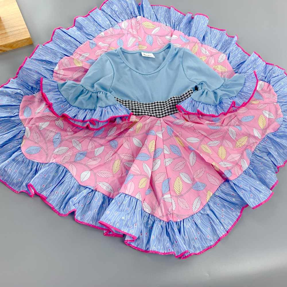 Новые кружевные Детские Платья с цветочным рисунком для маленьких девочек, праздничные платья, супер свадебные платья принцессы для детей, свадебные платья