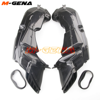 Motorcycle Air Intake Tube Duct Cover Fairing For K8 GSXR600 GSXR750 GSXR 600 750 2008 2009 08 09