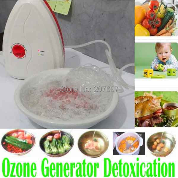 Image 5 - Ozone Generator ozone water air care Sterilizer Air purifier Purification Fruit Vegetables water Preparation ozonator ionizator-in Air Purifiers from Home Appliances