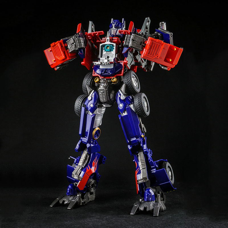 (IN STOCK) Toy Weijiang Optimus Prime Oversized M01 Commander Oversize AOE Evasion