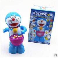The Best Selling Children S Educational Toys Electric Swing Drum Jingle Cats And Foxes Light Music