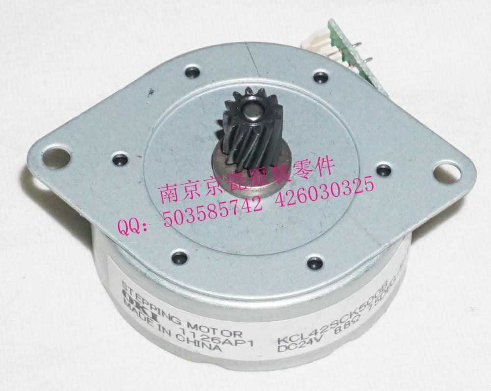 New Original Kyocera 302HN44090 MOTOR FUSER for:FS-C5100DN C5200DN C5300DN C5150DN C5250DN C5350DN C2026MFP C2126MFP new original kyocera fuser 302j193050 fk 350 e for fs 3920dn 4020dn 3040mfp 3140mfp
