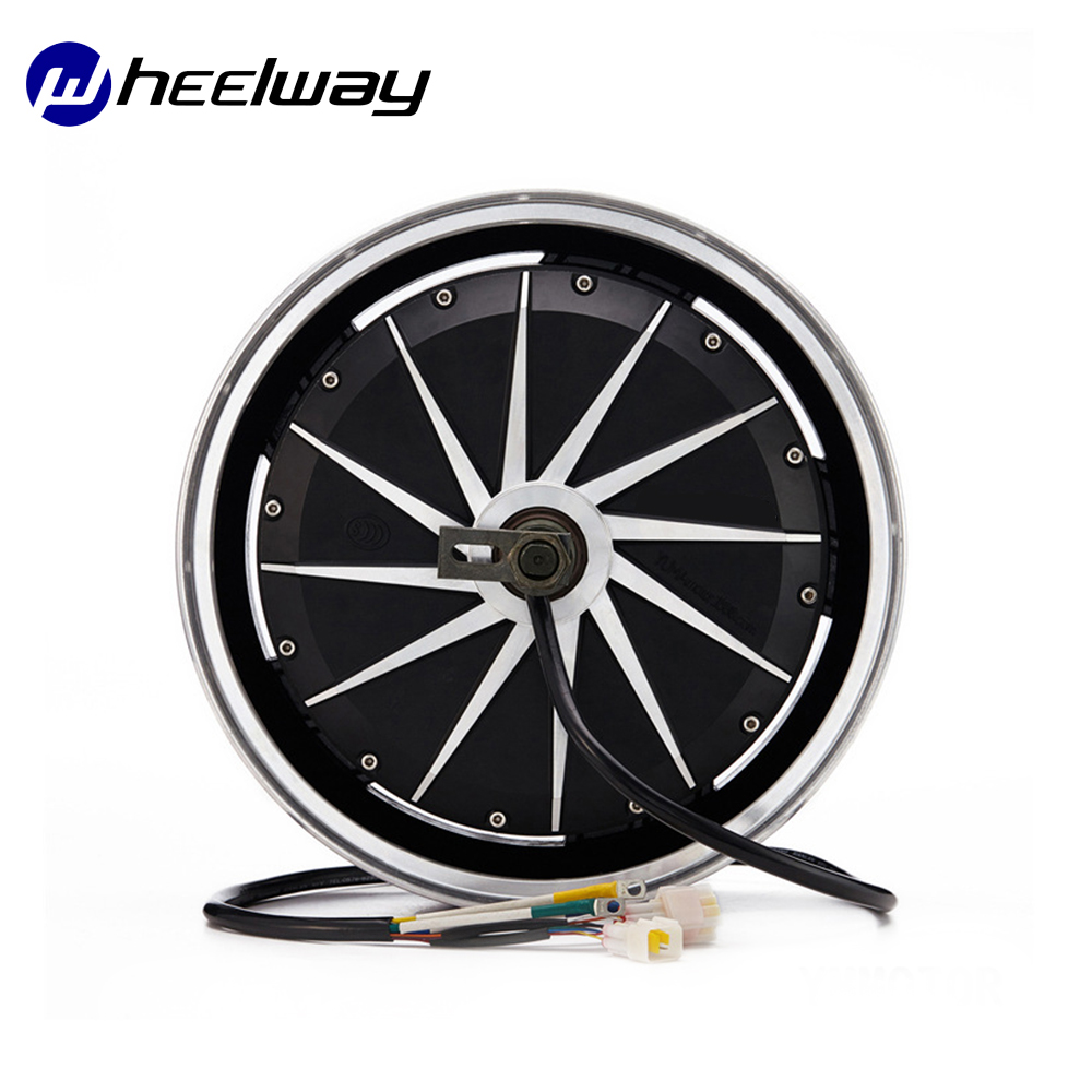 13Inch Electric Motorcycle Hub <font><b>Motor</b></font> 60V/72V/<font><b>96V</b></font>/120V 4000W Disc Brake <font><b>DC</b></font> DIY Electric Motorcycle Hub <font><b>Motor</b></font> image