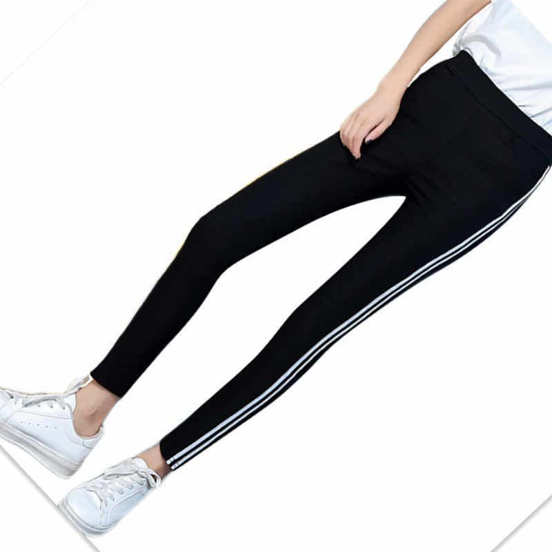 High Quality Women Leggings High Elastic Black two Legging Spring Slimming Women Leisure Jegging Pants Harajuku Sporting 2019