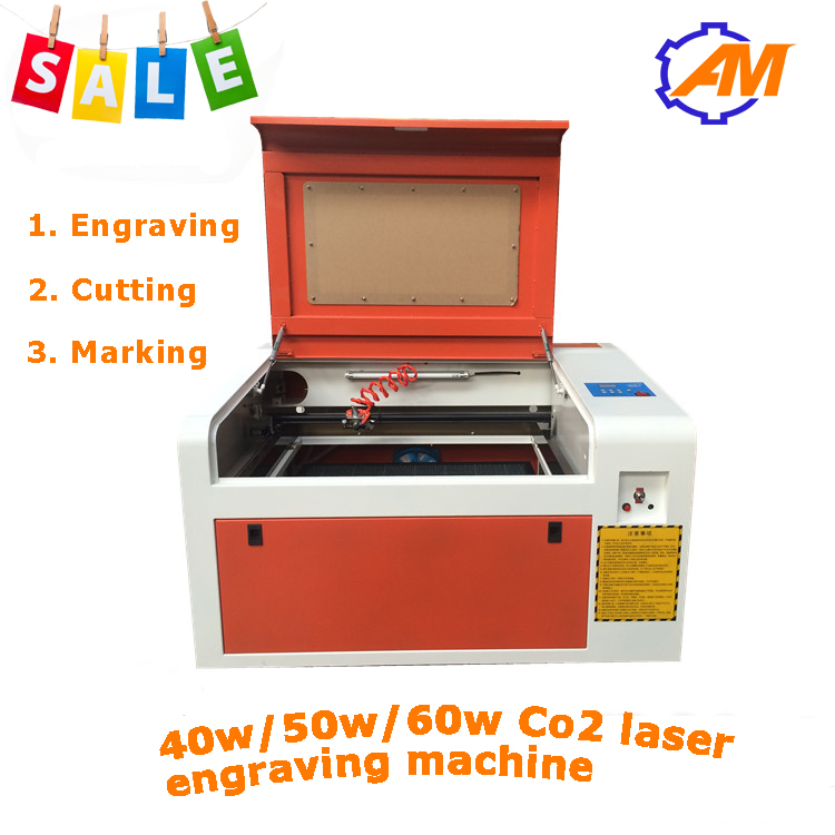 Mini co2 laser engraving cutting machine engraver 40w manufacturer 3020 40w mini co2 desktop laser engraving cutting machine