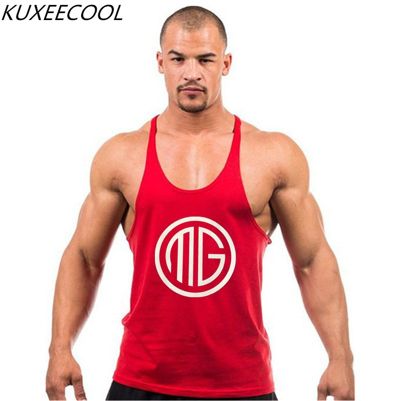 canotta bodybuilding   top     tank   men sleeveless blouse muscle mens   tops   shirt bodybuilder gym clothes singlet ropa hombre vetement