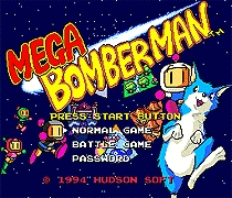 Mega Bomber Man 16 bit MD card with Retail box for Sega MegaDrive Video Game console system 1