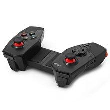IPEGA PG-9055, телескопический беспроводной игровой контроллер Bluetooth 3,0, геймпад для ПК, iOS, Android, планшетного ПК, смартфона IPEGA, геймпад