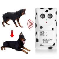 Practical Anti Barking Stop Bark Dog Training Device Dog Barking Silencer Control Ultrasonic Anti Barking Training Device