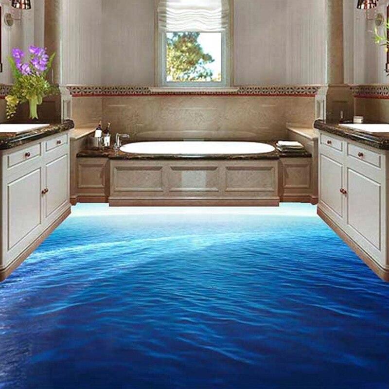 Materiál PVC Protiskluzový kontaktní papír Oceán Koupelna 2016 - Dekorace interiéru