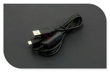 USB Switch Charging Cable for Raspberry Pi / Tablet / Cellphone (150cm) – Black