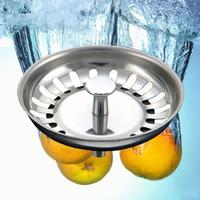 LanLan 304 кухонные фильтры для раковины из нержавеющей стали, защитная крышка для экрана, анти-блокирующий фильтр для слива пола в ванной комна...