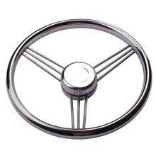 Аксессуары для лодок рулевое колесо из нержавеющей стали 9 спиц