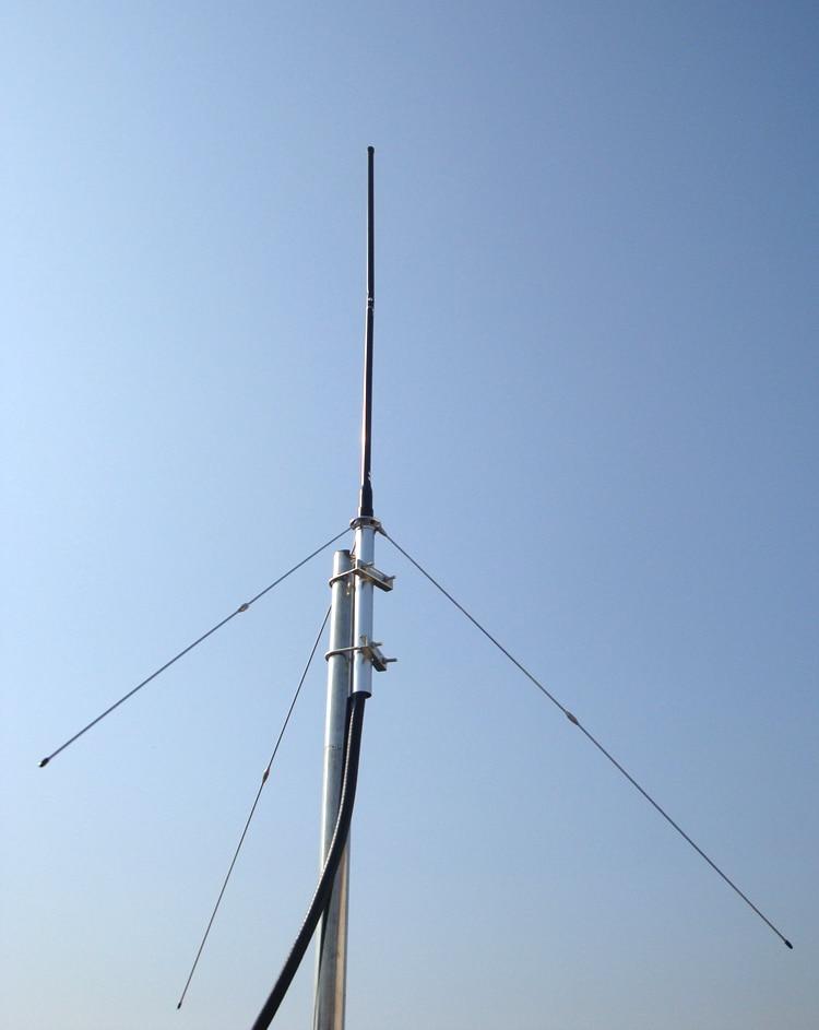1//4 wave Professional GP Antenna for 1w---150w FM Transmitter TNC