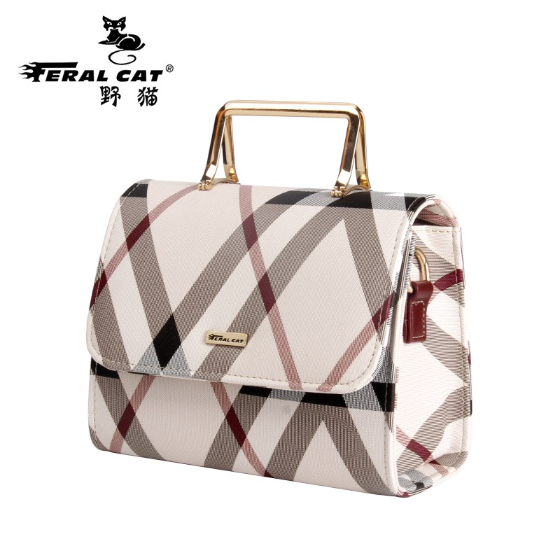FERAL CAT 2018 New Designer Handbags High Quality Messenger Shoulder Luggage Luxury Doctor Bags Women Famous Brands Genuine 3026 feral cat luxury handbags women bags famous designer leather high quality girl shoulder bags female crossbody messenger bag