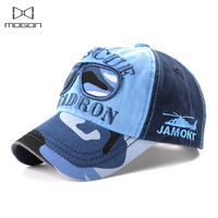 2016 New Sale Autumn And Winter Kids Snapback Hats Caps Letter Embroidery Children Baseball Cap Cotton