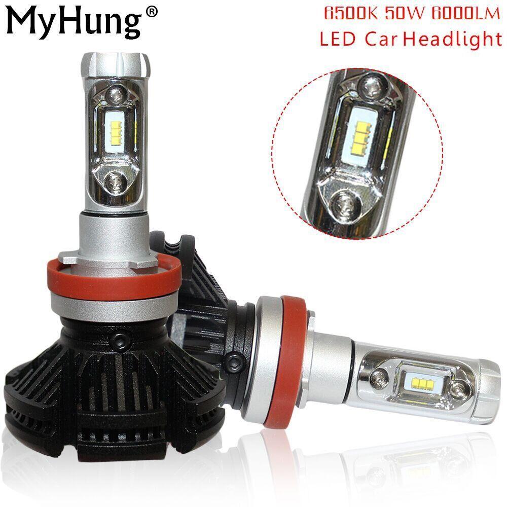 MyHung X3 H7 H11 9005 9006 H10 H11 Λαμπτήρας - Φώτα αυτοκινήτων - Φωτογραφία 1