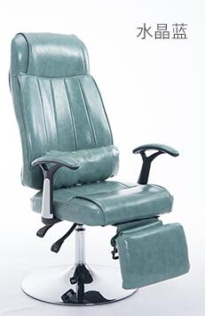 Reclining manicure chair. Office nap nap lounge chair. Lazy chair lift and make-up chair.3 ladysoft домашний офис nap игловое одеяло 127 153 см