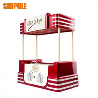 8 Sausage Tube Grilled Sausage Machine Grilled Sausage Machine Hot Dog Machine
