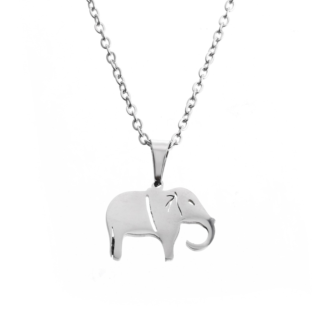 silver ethical product jewellery animal bau pendant vegan necklace charm positive boodi