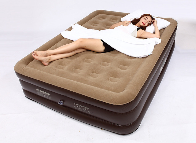 200*150*50cm inflatable computer sofa chair-air bedding laptop sofa beds, relax inflated air mattress