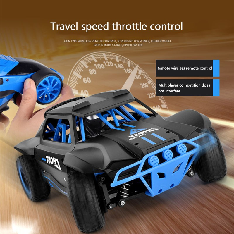 RC Car 1:18 Short Truck 4WD Drift Remote Control Car Radio Controlled Machine High speed Racing Cars Toys For Boys цены