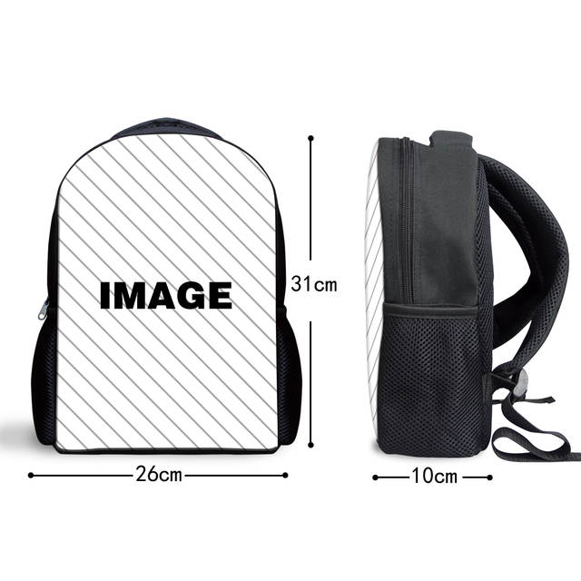 b88e5766e3e placeholder 12 Inch Children School Bags 3D Zoo Animal Dinosaur Backpack  Small Kid Schoolbag Baby Boys Bookbag