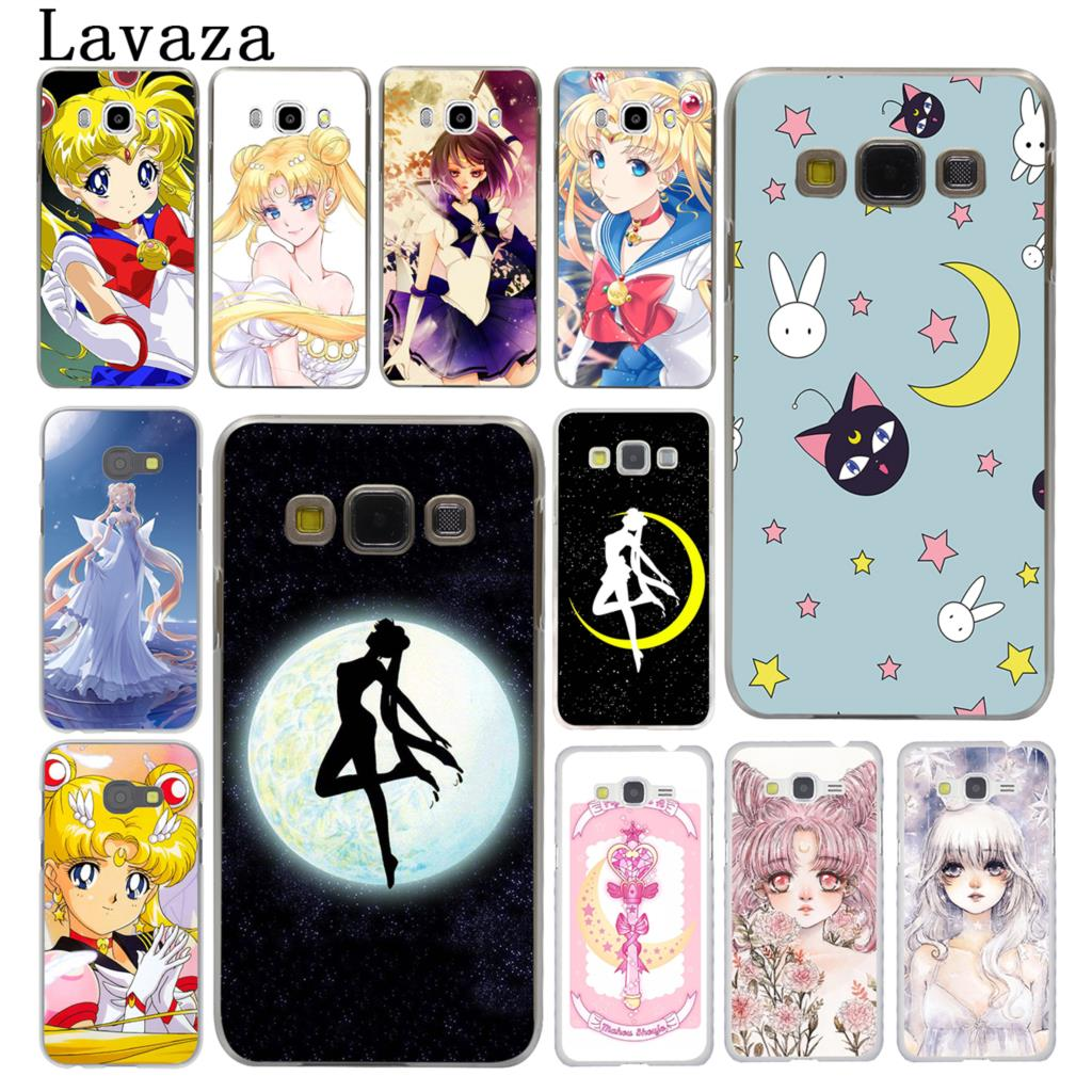 Cellphones & Telecommunications Phone Bags & Cases 100% True Fulcol Anime Sailor Moon Lune Cat Hard Phone Case For Samsung Galaxy J3 J8 J2 J7 J5 J6 2015 2016 2017 2018 J2 Pro Ace J7 J3 J5 P High Quality And Inexpensive