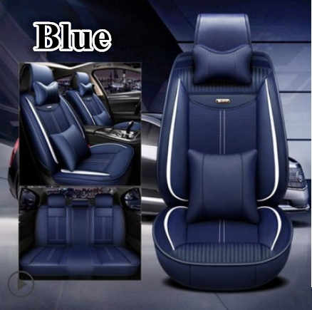 Peachy High Quality Full Set Car Seat Covers For Volkswagen Tiguan Allspace 5 Seats 2019 Comfortable Eco Seat Covers For Tiguan 2018 Creativecarmelina Interior Chair Design Creativecarmelinacom