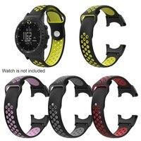 Силиконовый ремешок для часов Ремешок с инструментами для Core core все черные спортивные часы gai