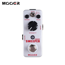 NEW MOOER Sweeper Bass Filter Pedal Dynamic envelope filter pedal True bypass free shipping