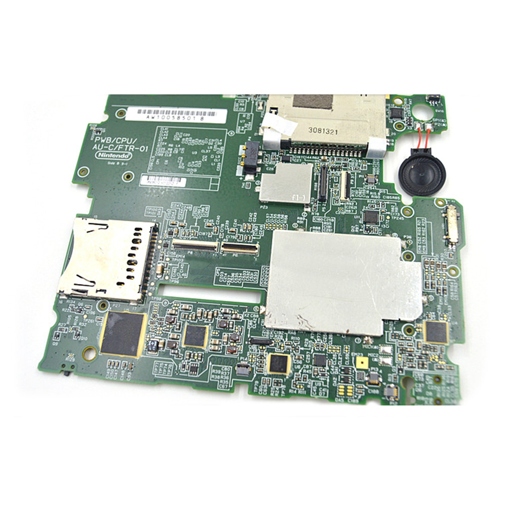 Motherboard Repair Parts for Nintendo 2DS Game Console US Version Replacement Main Board Accessories