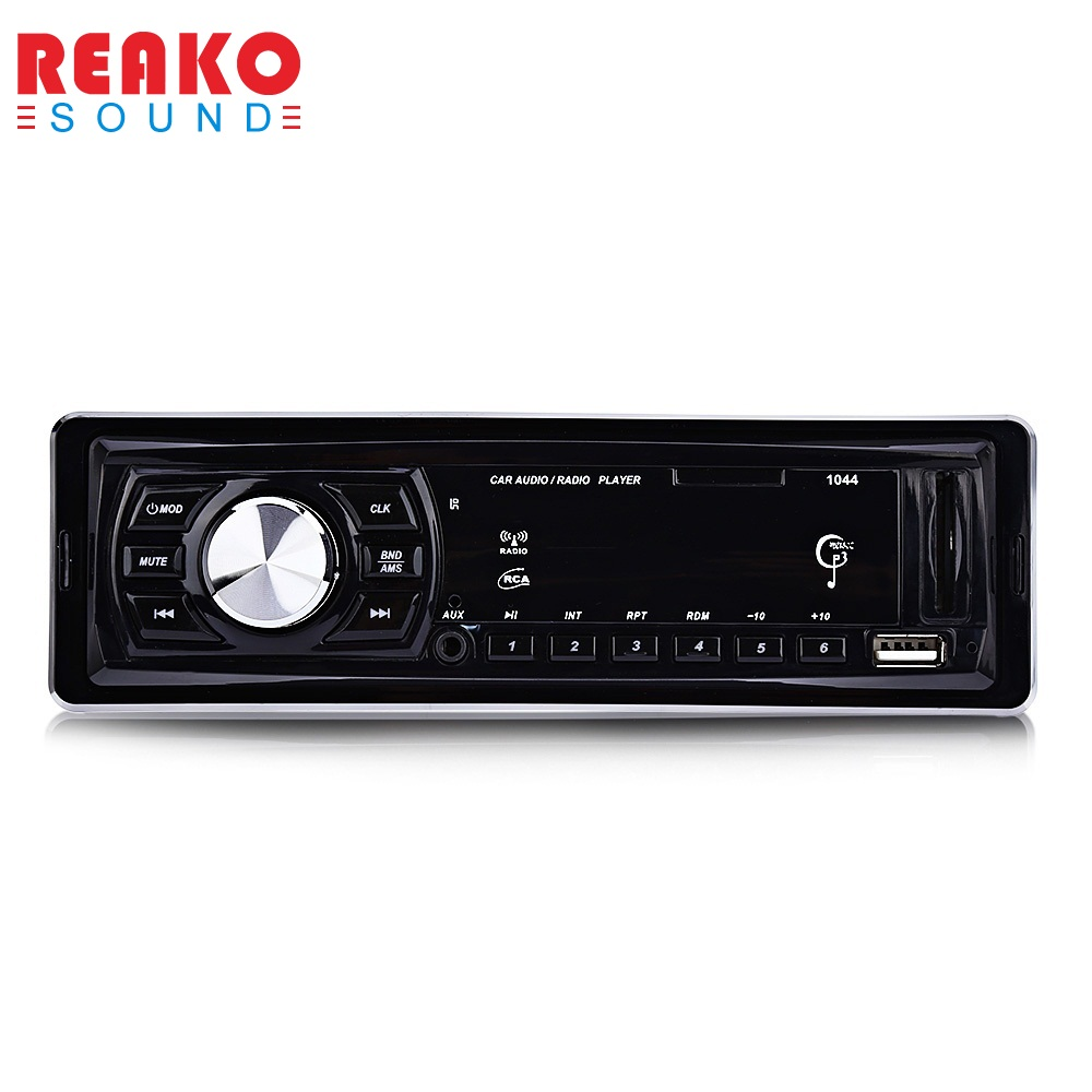 1044 universal 1 din car radio 1din car audio stereo mp3. Black Bedroom Furniture Sets. Home Design Ideas