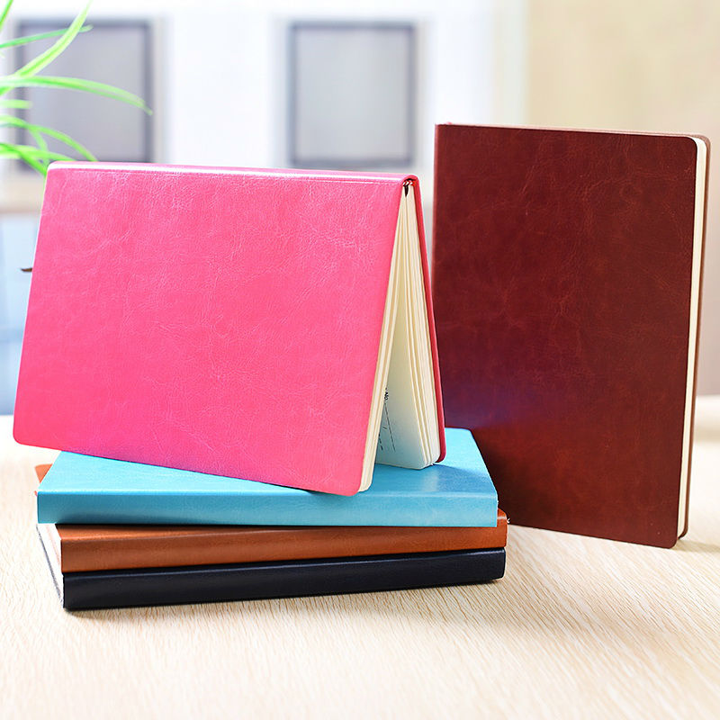 RuiZe korean sationery hard cover note book leather notebook diary A5 creative notebook journal office school supplies космический песок розовый 1кг песочница формочки