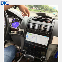 Android navigation system player GPS car styling video media audio steering wheel control mp3 mp4 For VW touran 2003 2010