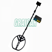 GR-800 Dual Mode Multi-functional Long Range Composite Pulse Scanning and Receiving Underground Metal Detector GR800