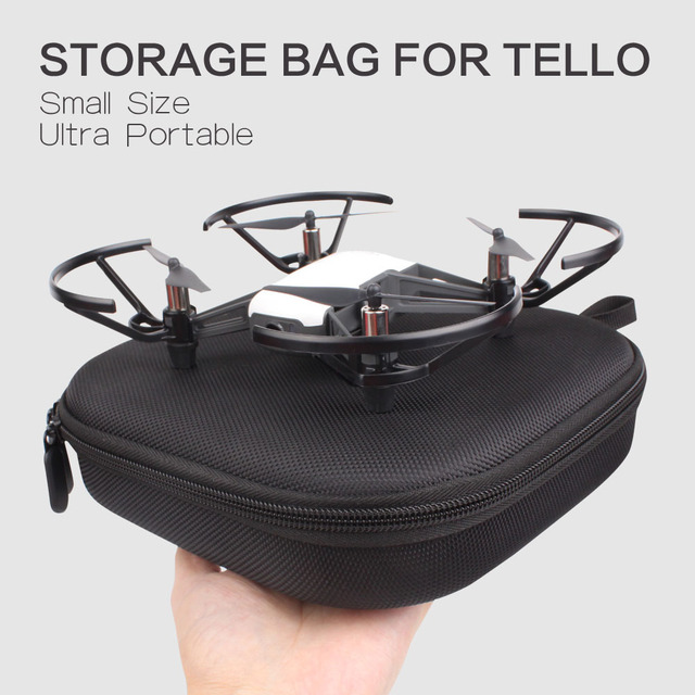New Arrival Carrying Case Box Portable Protective Storage Bag For DJI TELLO Drone Acceessories