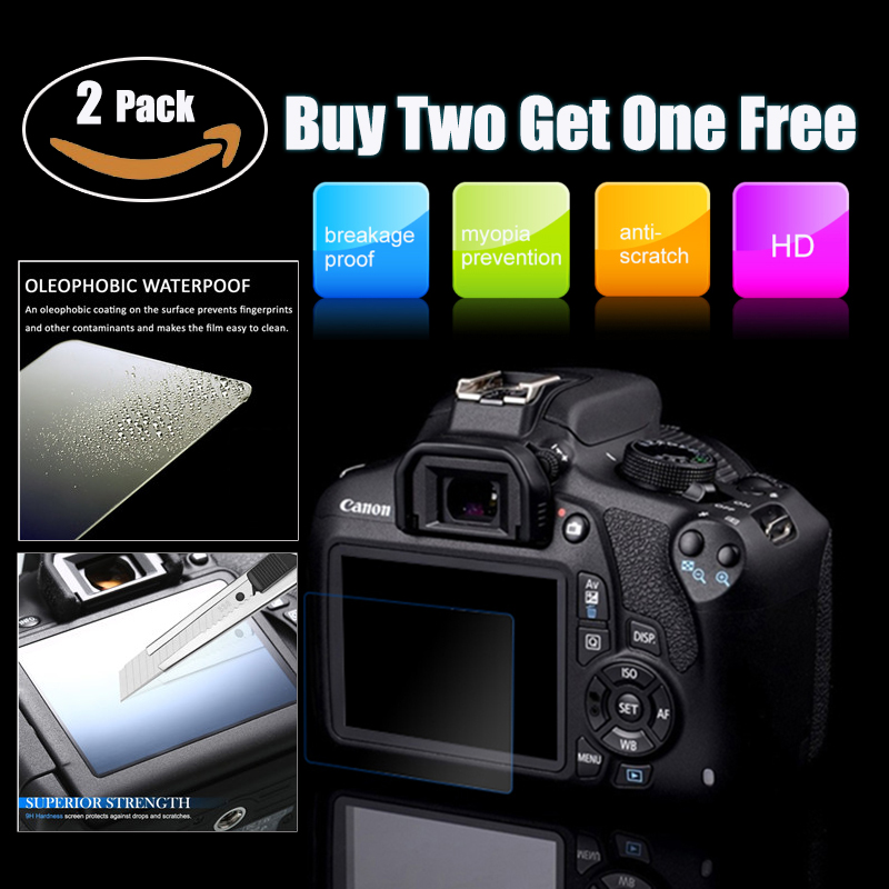 2 PCS 9H Tempered Glass LCD Screen Protector For Sony A7III A7 MARK III A7M3 A7R3 a7RIII A73 A7RM3 A7MIII Camera Screen Film цены