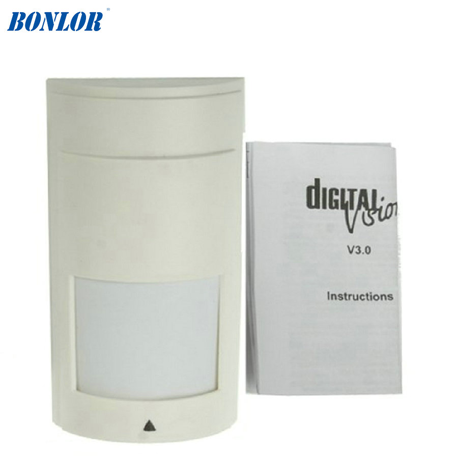 10 PCS Indoor wired PIR and microwave digital intelligent motion sensor high quality paradox PA