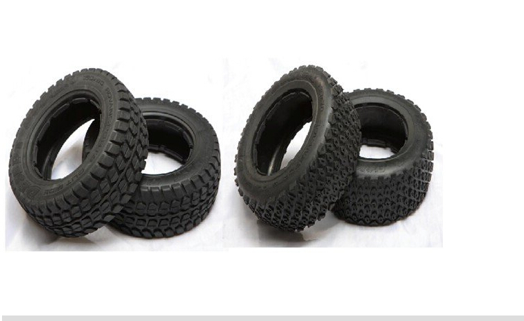 baja 5t T1000 Tyres set  for HPI rovan KM baja 5b desert wheels and tyres for 1 5 hpi rovan km