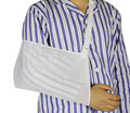 Breathable Mesh Shoulder Arm Sling Brace Arm Wrist Support