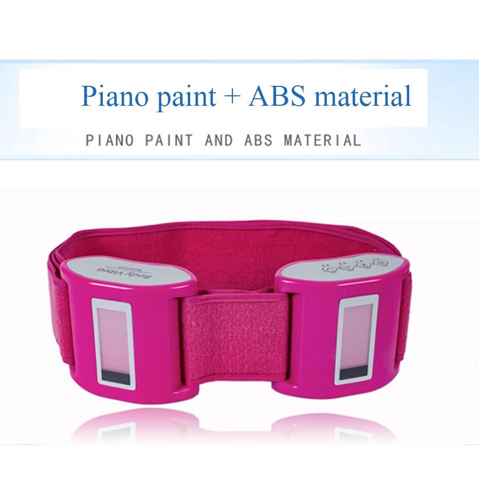 Electric Slimming belt Relaxation Body waist arm leg massage belt loose weight Burning loss weight body wrap EU UK EUPlug USPlug