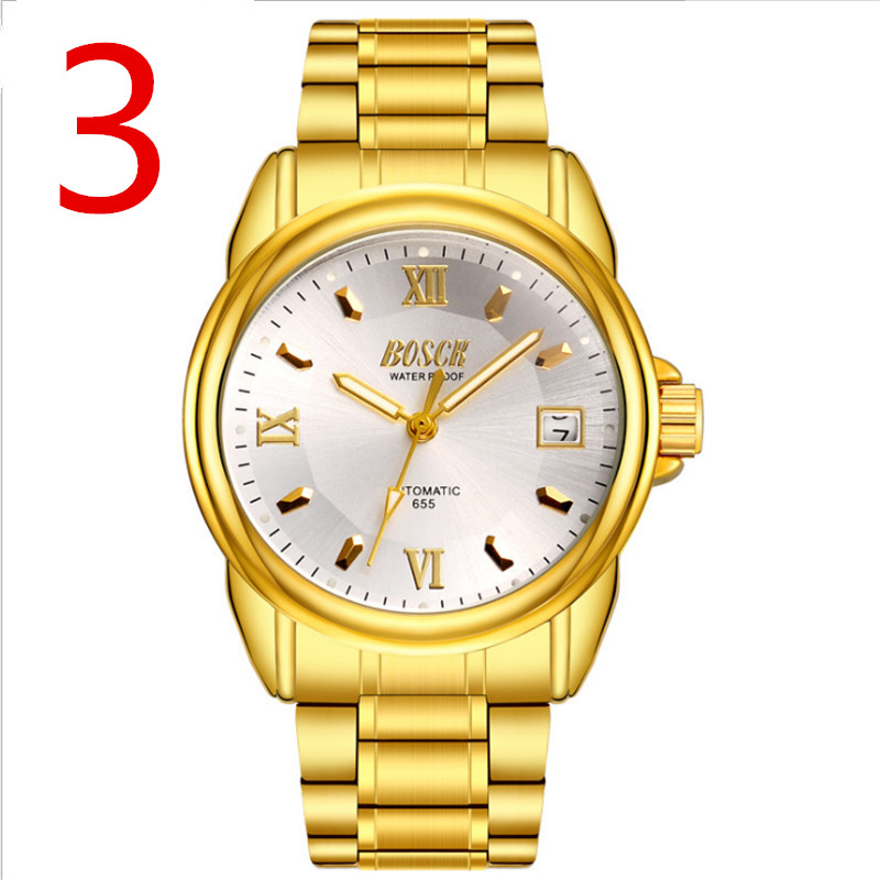 men New Fashion Mechanical Watch Stainless Steel  Concise Casual Luxury Business Wristwatch03men New Fashion Mechanical Watch Stainless Steel  Concise Casual Luxury Business Wristwatch03