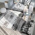 Современные абстрактные полипропиленовые ковры для гостиной  спальни  детской комнаты  ковер для дома  напольный коврик для двери  домашний...